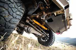A Quick Guide to 4WD Suspension