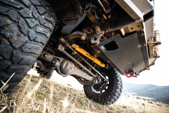 Hema Maps A Quick Guide to 4WD Suspension