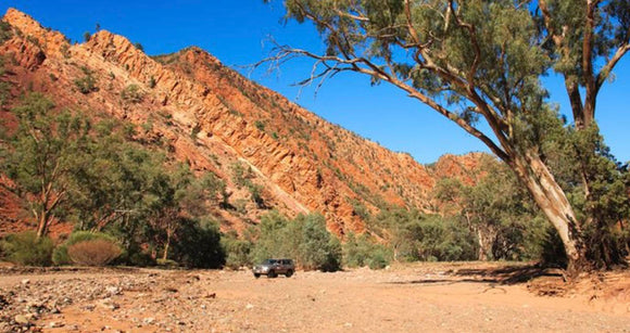 TOP 7 FLINDERS RANGES ESCAPES_Hema Maps