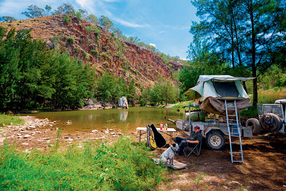 7 awesome off-road bush camps of NSW