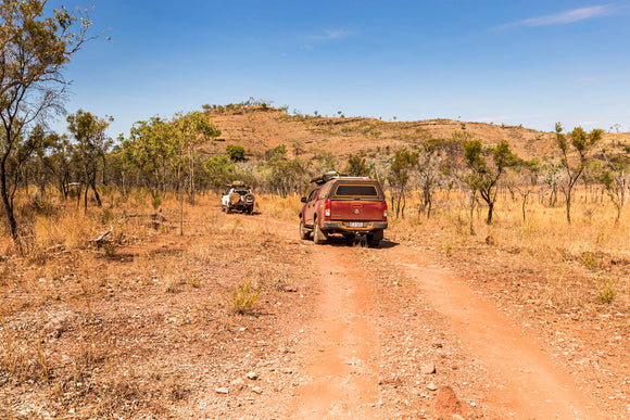 Top 5 NT National Parks, Remote Track Gregory National Park, Top End