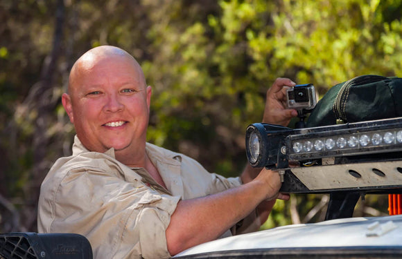 Rick Obrien, 'Ricko' The Off-Road Adventurer, Interview Hema Maps