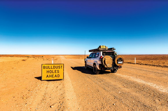 Beginner's Guide to the Oodnadatta Track