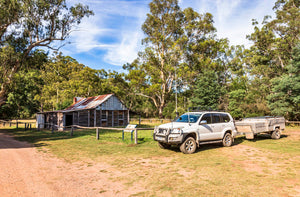 Discover Victoria's High Country Huts