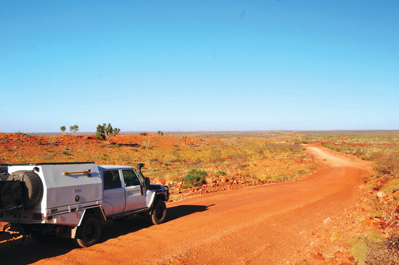 Central Australia - Through a Land of Myth and Legend_Hema Maps