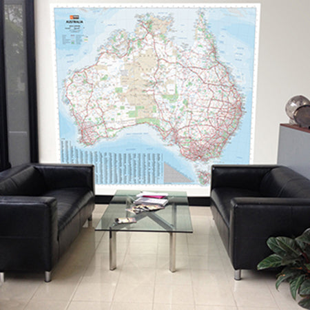 Wall Maps