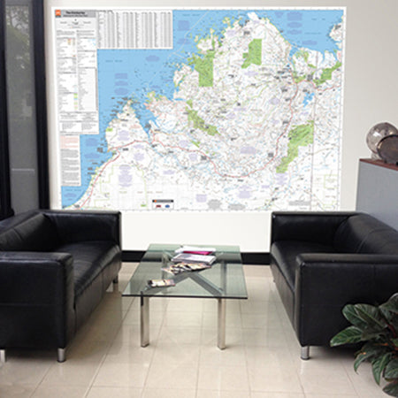 Giant Wall Maps