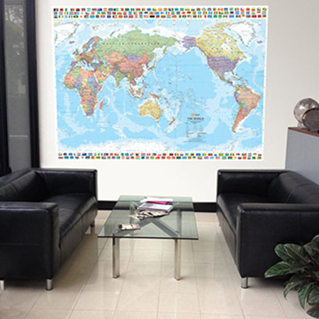 International Wall Maps