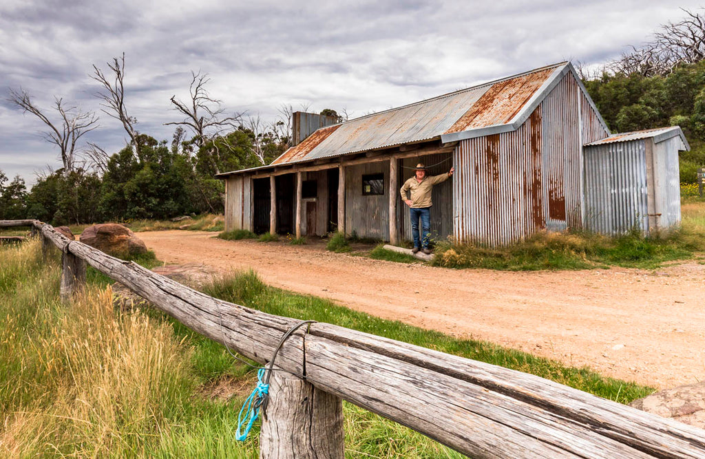 Bluff Hut has been a refuge for many over the years thanks to the legendary Stoney family.