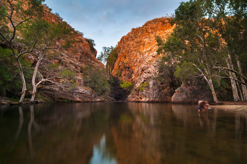 Butterfly Springs, Limmen National Park, NT
