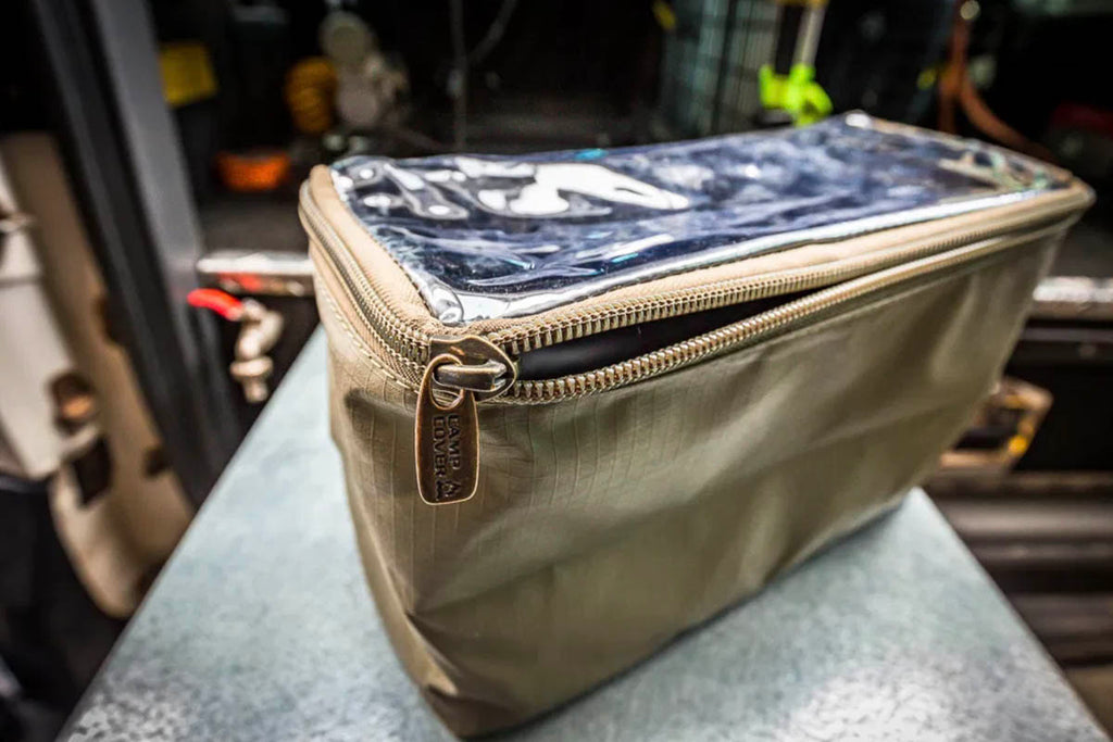 Canvas bags come in all shapes and sizes.