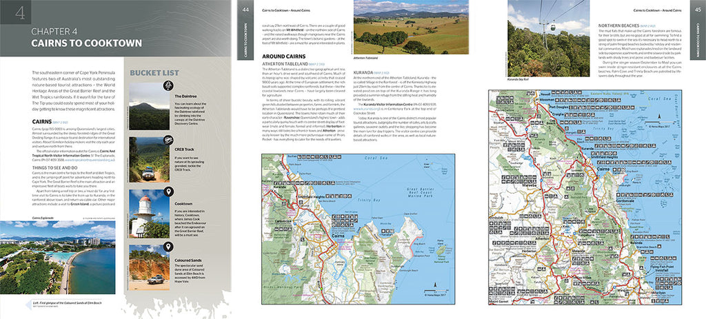 Cape York Atlas & Guide- Chapter 4- pages 43, 44, 45.