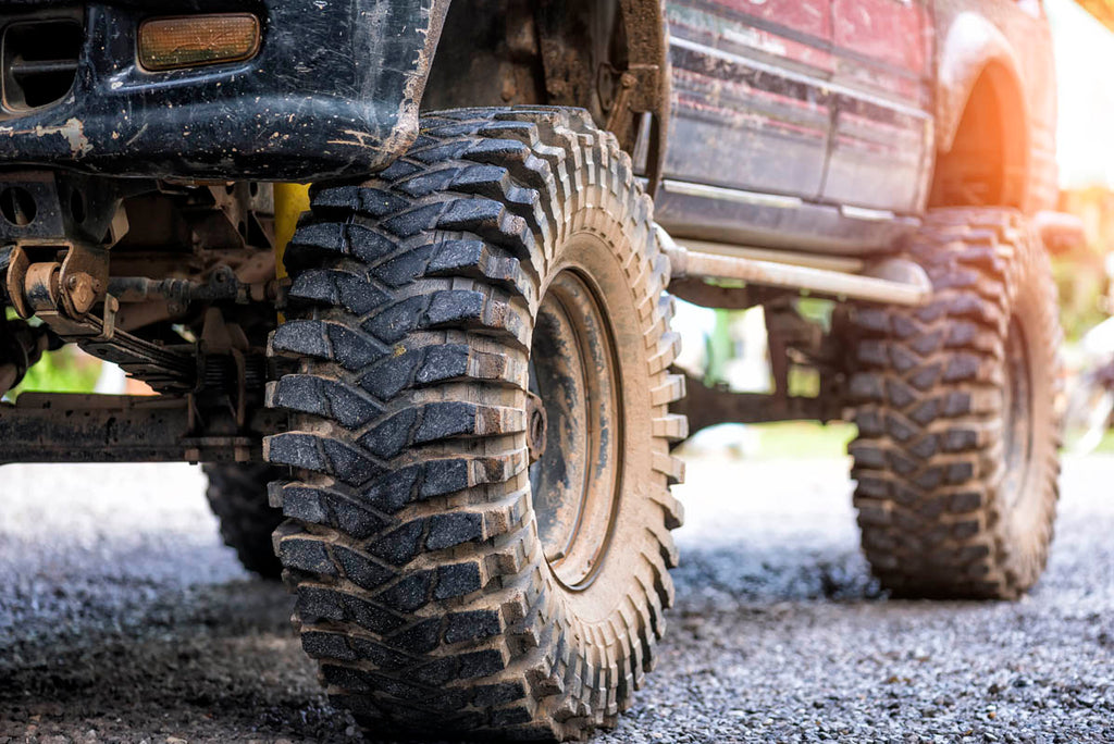 Guide to 4WD Suspension
