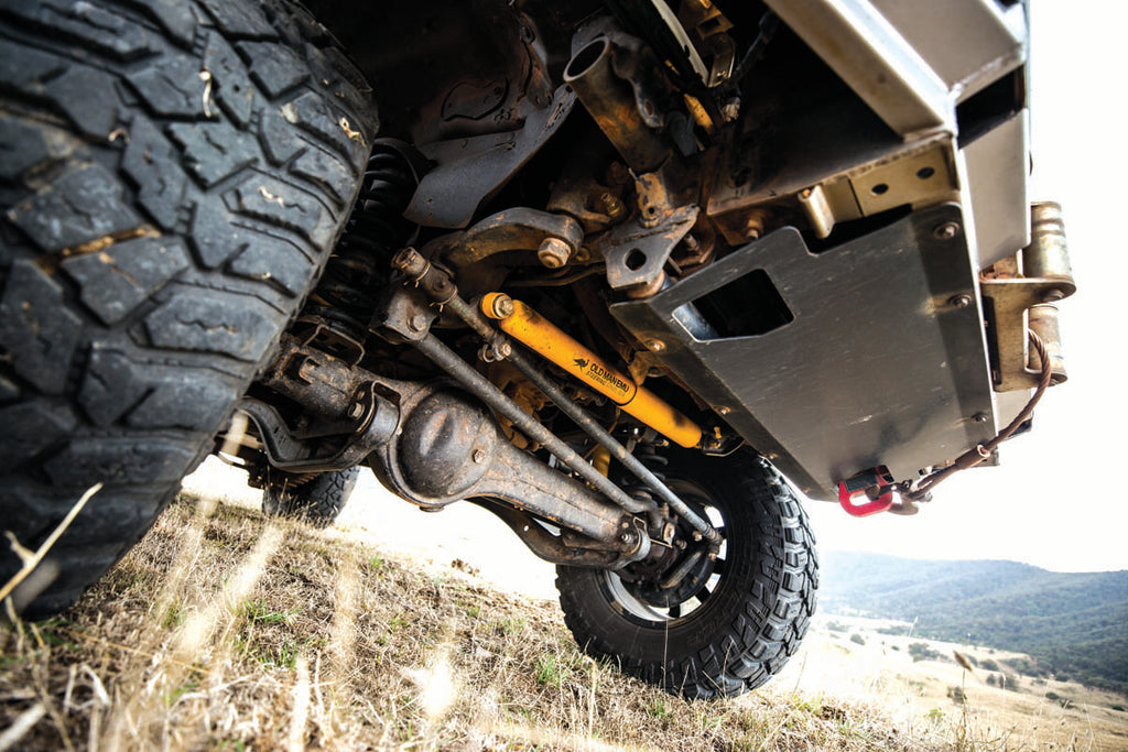 A Quick Guide to 4WD Suspension, Hema Maps