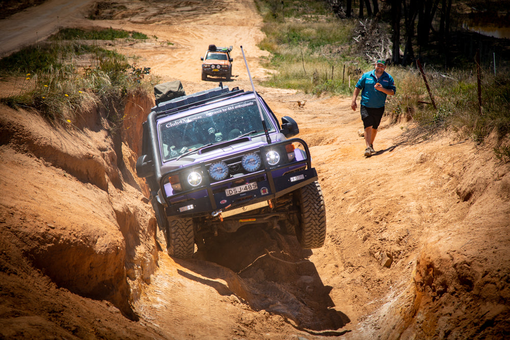 "This year has been all about The Offroad Adventure Show's ""State Of Origin"" series."
