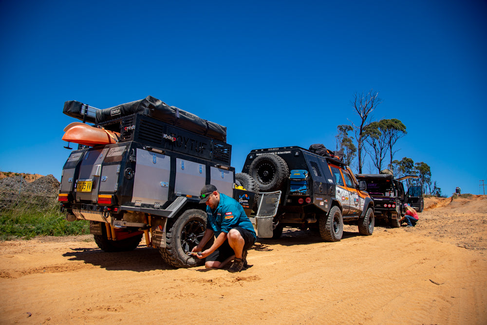 Hema is pleased to be a navigation partner of The Offroad Adventures Show's new series which kicks off this Sunday (21 February) at 1pm on Channel 10.