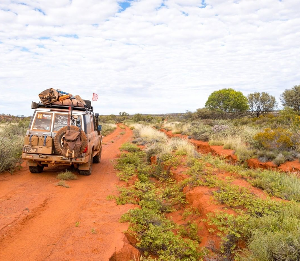 Off-Road Touring, Adventure Travel & Outback Tech Tips Blog from Hema Maps