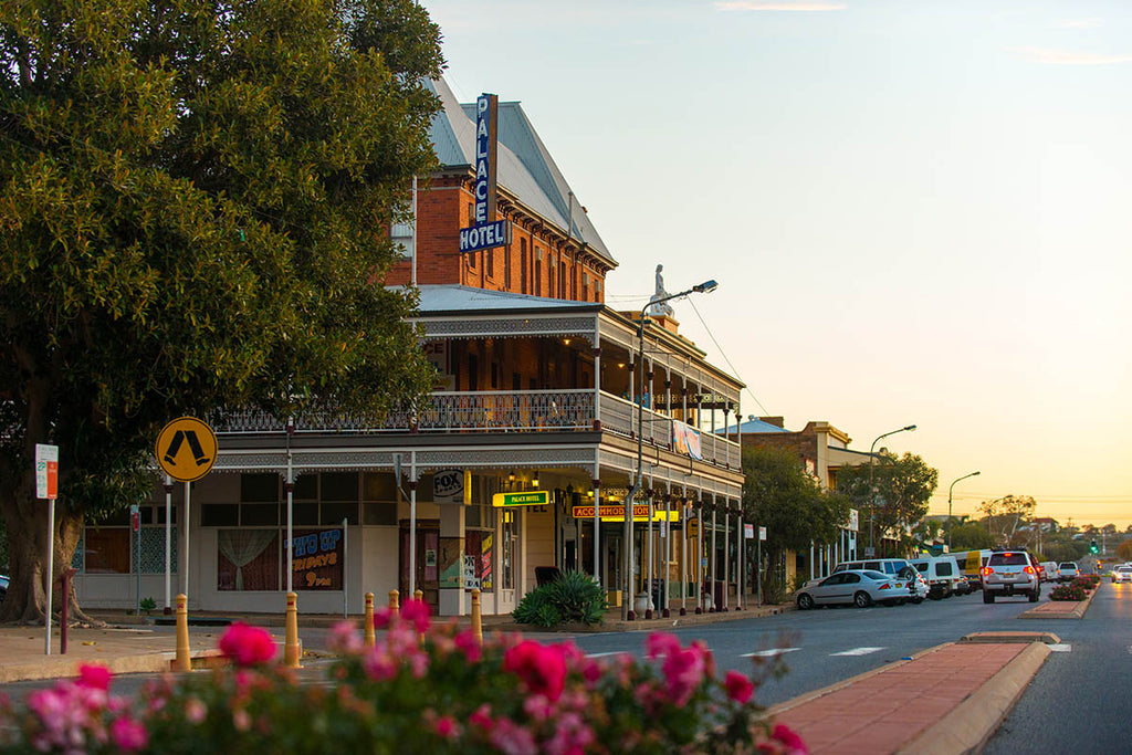 The Palace Hotel, Broken Hill, NSW