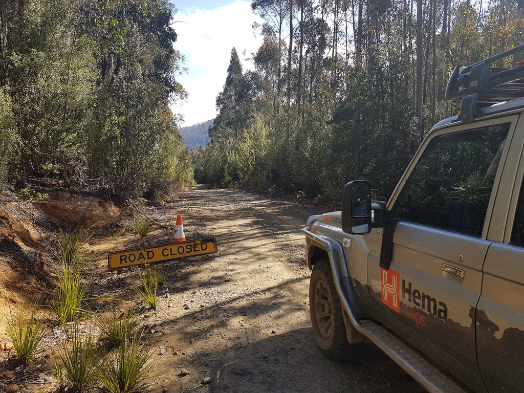 Road & Track Conditions Blog from Hema Maps