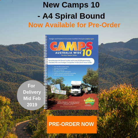 Camps 10 A4 Pre-Order for Delivery