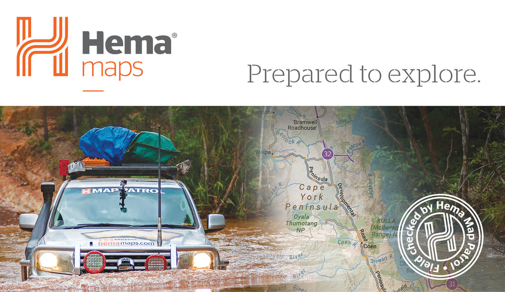 Hema Maps Travel Information Hub