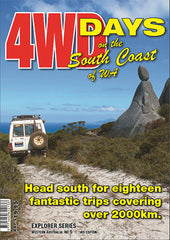 4WD Days on the South Coast of WA Guidebook