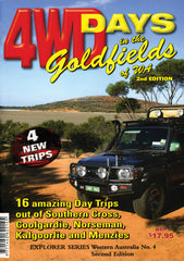 4WD Days in the Goldfields of WA Guidebook