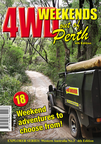 4WD Weekends out of Perth Guidebook