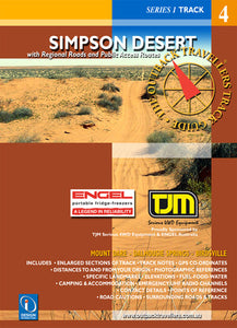 Simpson Desert Guide