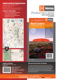 The Red Centre Map