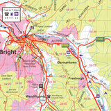 Bright - Mansfield Map