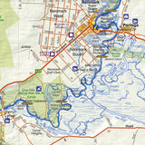 Murray River & Mallee Map