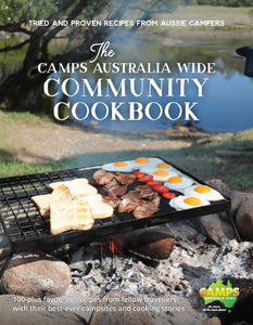 The Camps Australia Wide Community Cookbook