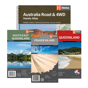 Explore Queensland's South East Pack