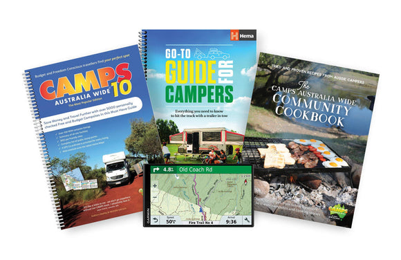 Garmin Camper Bundle