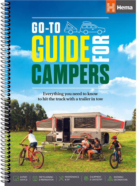 Go-To Guide for Campers