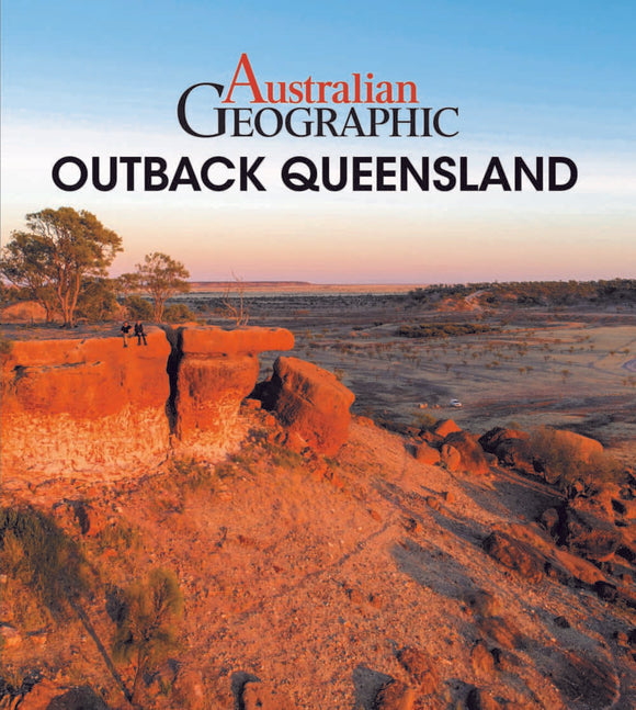 Australian Geographic Travel Guide : Outback Queensland