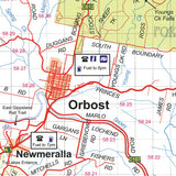 Cann River - Orbost - Delegate Map