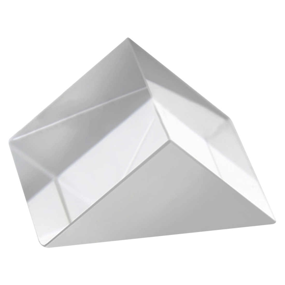Glass Prism Equilateral/ Right Angle (Small)