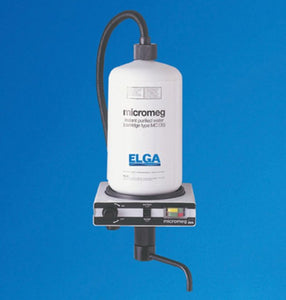 Deionizer With Elga Cans