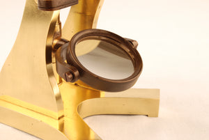 Microscope Mirror Holder