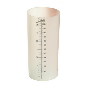Rain Gauge Measuring Cylinder