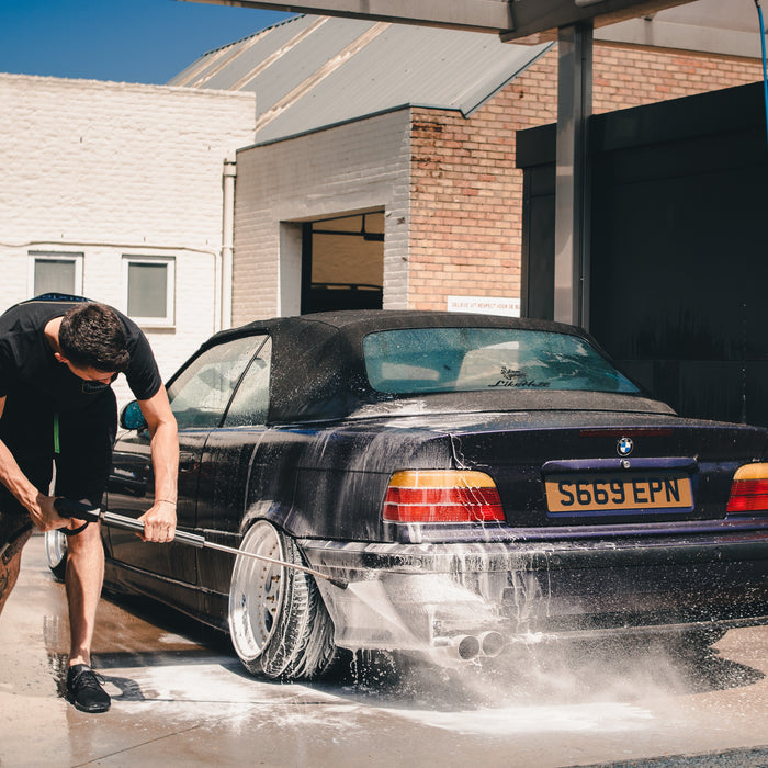 Car Cleaning Guide | How Should You Detail Your Car?