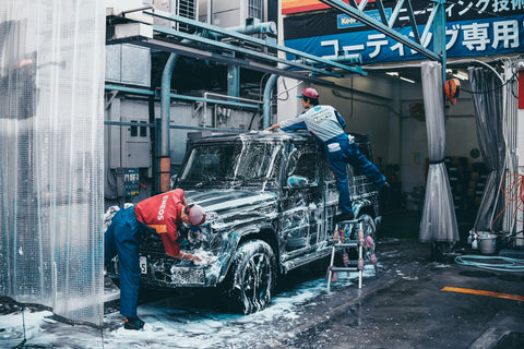 G Wagon Car Wash