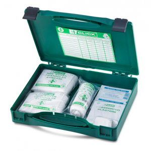 sINGLE PRESON FIRST AID KIT