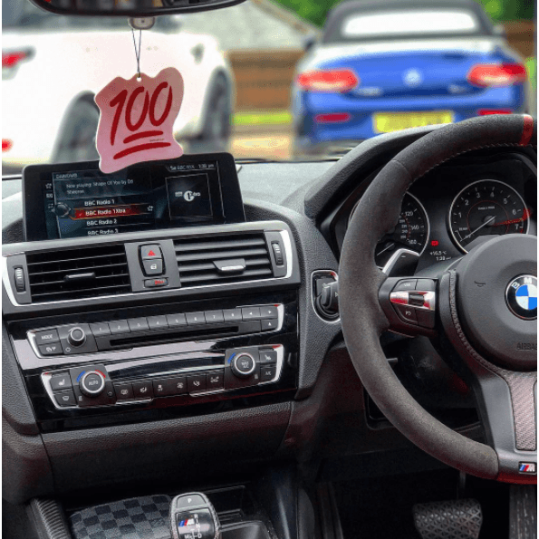 100 Emoji Car Air Freshener 💯  - JENNYCHEM