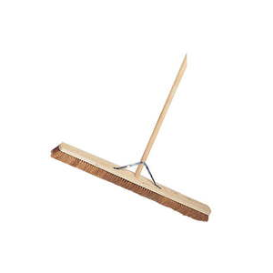 Heavy Duty Platform Broom Handled and Stayed - COCO SOFT  - JENNYCHEM
