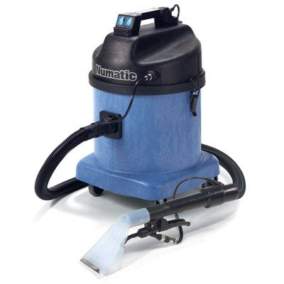 NUMATIC CTD570 - TWIN MOTOR - 2 MOTOR WET/DRY FULL VALET MACHINE