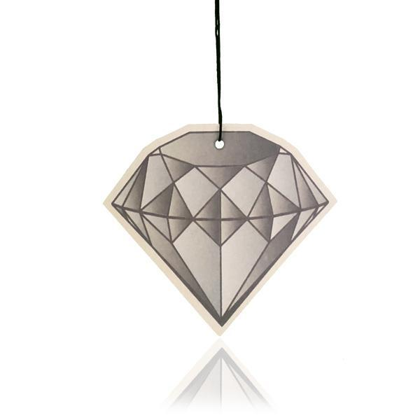 Diamond Car Air Freshener  - JENNYCHEM