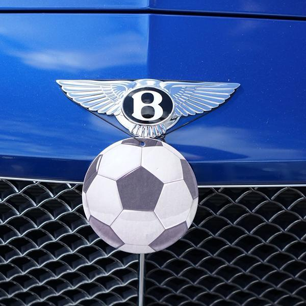 Football Car Air Freshener